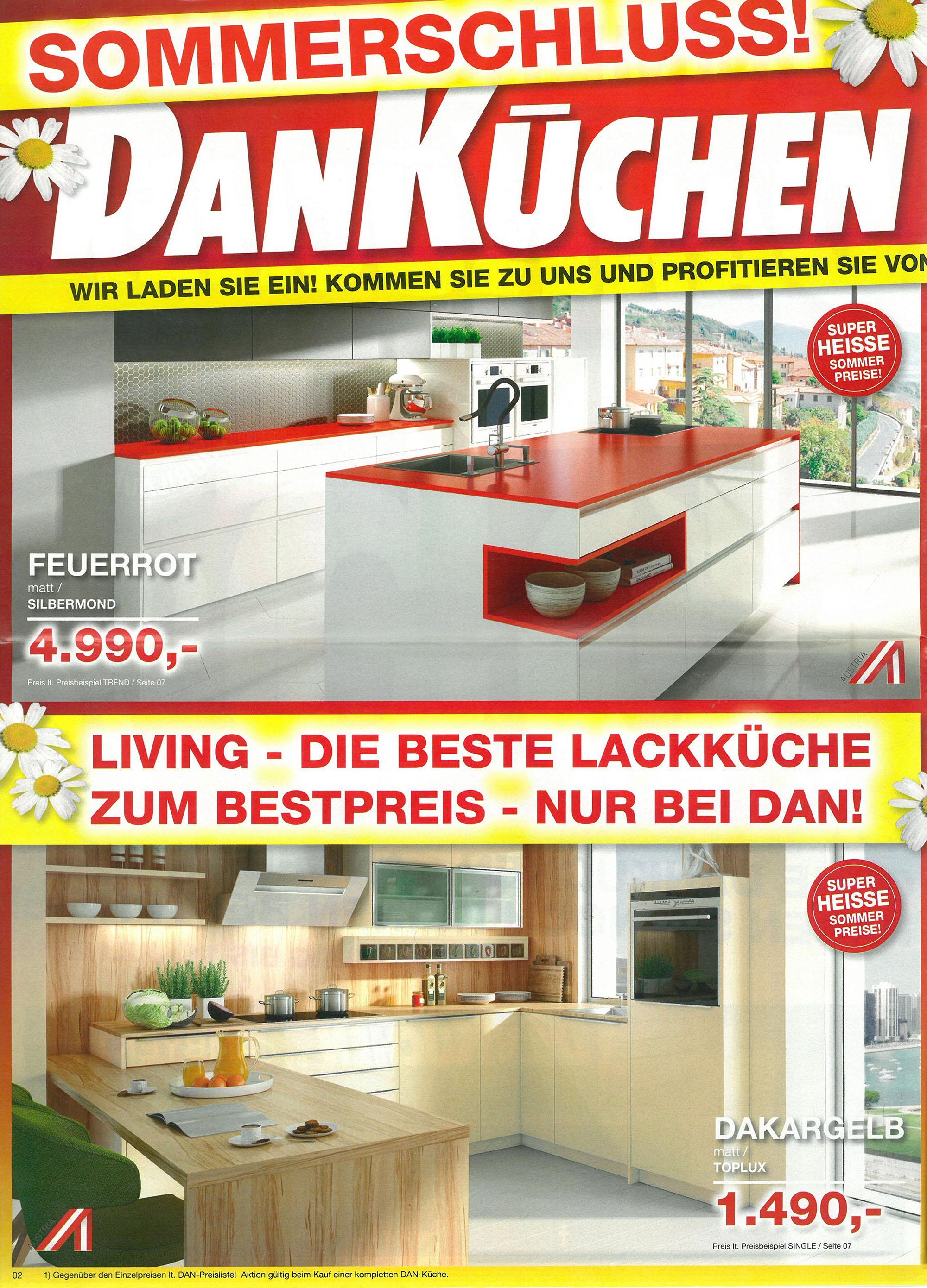 55% Neuen Katalog von DanKüchen - Ambyenta   {Dan küchen katalog 46}